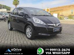 Honda Fit Automática * Banco de Couro* Revisado + Garantia - 2014