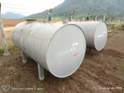 Tanque para combustivel 2.400 litros