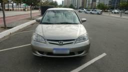 Civic LX automatico 2005 novo - 2005