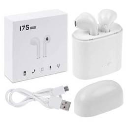 Fone de ouvido sem fio I7S - Entrega grátis