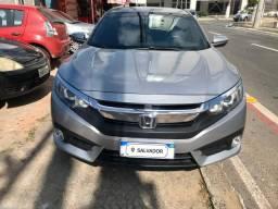 Honda civic exl único dono - 2017