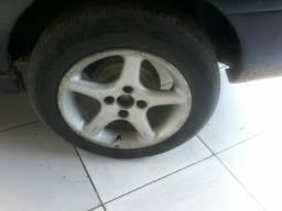 Troco em rodas de ferro 14