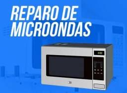 Microondas conserto Todas marcas e modelos