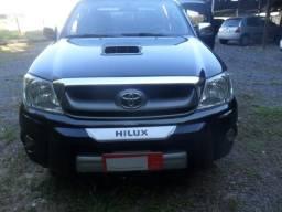 Toyota hilux srv 2009 - 2009