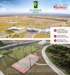Terreno no Condomínio Florais da Mata à venda, 413 m² por R$ 170.000 - Chapéu Do Sol - Vár