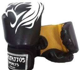 Luva box muay thai x 12x R$ 13,99 x Entrega Grátis x Garantia 3 m