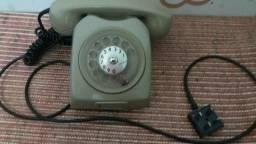 Telefone antigo funcionando perfeitamente