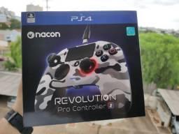 Controle Pro Revolution Nacon V2 PS4