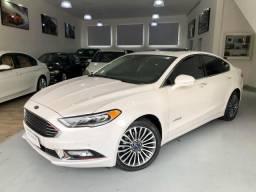 Ford Fusion Titanium 2.0 Hybrid 4p Aut - 2018