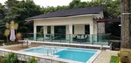 Casa em Cond. em Aldeia 3 Quartos 1 Suíte 200m² c/ Piscina