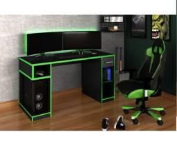 Promoção Mesa Pro Gamer ( Escrivaninha ) = Pronta entrega!