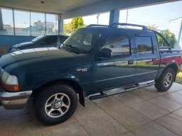 Ford Ranger XLT 13X 4.0 4x4  c/ gás ano 99