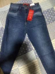 Calça jeans Biotipo Feminina Melissa n42 nova