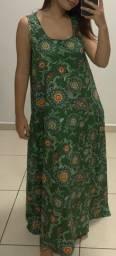 Vestido/ Saida de banho