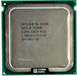 Processador Xeon X5450 Adaptado para Socket 775 4 Núcleos 3.00GHz