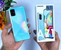 Samsung Galaxy A71 AZUL<br>128GB / 6GB