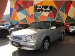 COROLLA 1997/1998 1.6 GLI 16V GASOLINA 4P AUTOMÁTICO