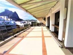 Apartamento à venda com 5 dormitórios em Barra da tijuca, Rio de janeiro cod:BI7290