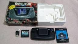 Sega game gear na caixa-precisa de reparo