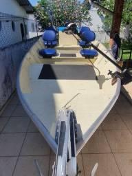 Barco de Alumínio Robaleiro