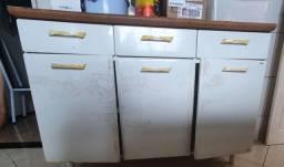 Balcão de cozinha usado