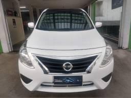 Nissan Versa 1.0 Flex 3 Cilindros 2016 - Tirado 0Km Franca / Completo + Multimídia