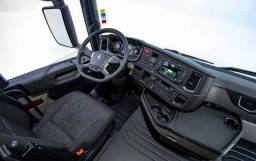 Caminhão usado e novo