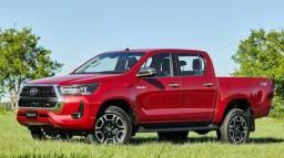 Toyota Hilux Diesel 4X4 SR AT
