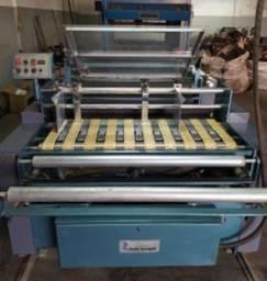 Acopladora Micro Ondulado Semi Automática Lar- 1250 Radial Tecnograf Impecável