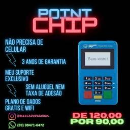 Black friday maquina de cartão point chip