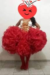 Vestido de quadrilha junina promoção