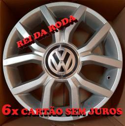 "Jogo de Rodas - ARO17 - Modelo ""UP"" Volkswagen- KR-K55"
