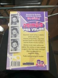 Livro infantil Irmãs pra valer