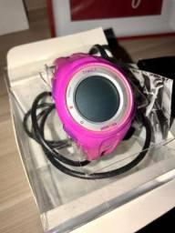 Timex ironman x20 GPS rosa (novo)