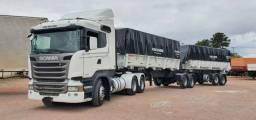 Scania R440 6x4 Bicaçamba