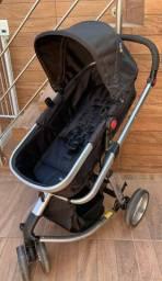 Carrinho com bebê conforto Safety First Mobi