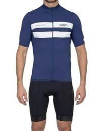 Camiseta Ciclismo Squadra Ravenna Azul Woom