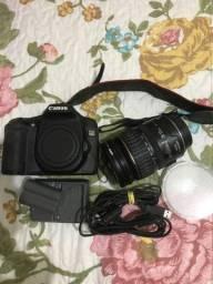 Câmera fotográfica profissional cânon eos 50D