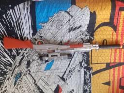 Arma de atirador brinquedo