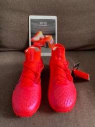 Chuteira Nike - Society - Tamanho 40 (8.5) - Mercurial SuperFly