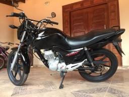 Título do anúncio: Vende-se moto cg start 150 impecável!!!