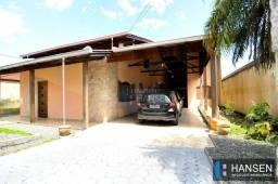 Título do anúncio: Casa com 4 dormitórios mais 1 suíte master à venda, 299 m² por R$ 640.000 - Aventureiro -