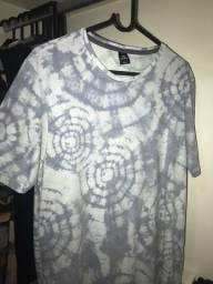 Título do anúncio: Camiseta Tie Dye Hering Masculina