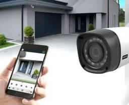 Câmeras de Segurança CFTV - Alarmes - Interfones - Cerca Elétrica