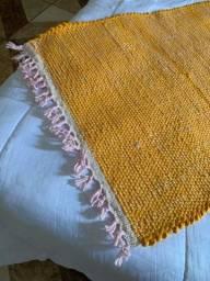 Título do anúncio: Vendo tapetes artesanais