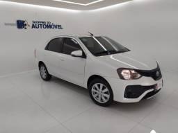 Título do anúncio: Etios X Plus Sedan - 2019 - Todas as revisões na Toyota !!!