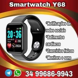 Smartwatch grátis uma pulseira