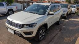 Título do anúncio: Jeep Compass Longitude 2.0 TD 4X4 Automático 2018 Único Dono