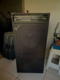 Amplificador Fender p/ baixo