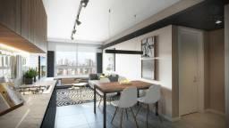 Apartamento à venda com 1 dormitórios em Balneário, Florianópolis cod:2610